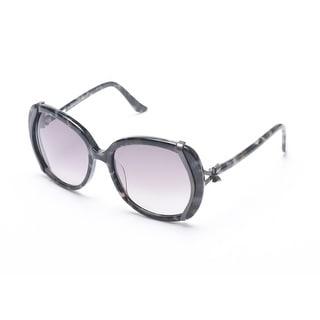 Moschino Women's Bow Detailed Sunglasses Granite - Small