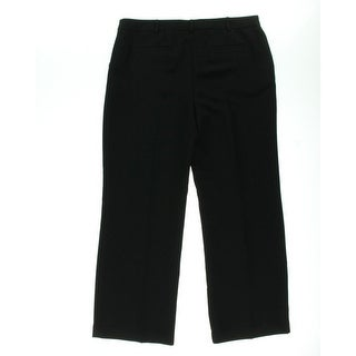 Jones New York Womens Dress Pants Modern Fit Flat Front - 6