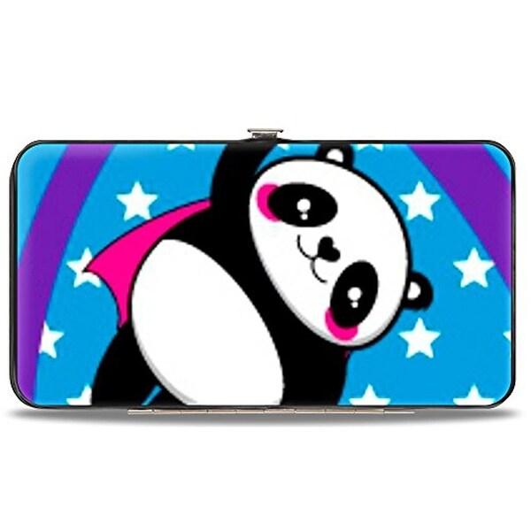 Buckle-Down Hinge Wallet - Panda