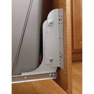 Rev-A-Shelf RV DM KIT RV Series Door Mounting Kit for RV Trash Cans