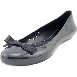 Chinese Laundry Annabella Jelly Round Toe Synthetic Ballet Flats