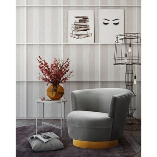 Link to Noah Grey Swivel Chair Similar Items in Accent Chairs