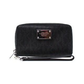 38a90d8de274 Buy michael kors wallet silver > OFF66% Discounted