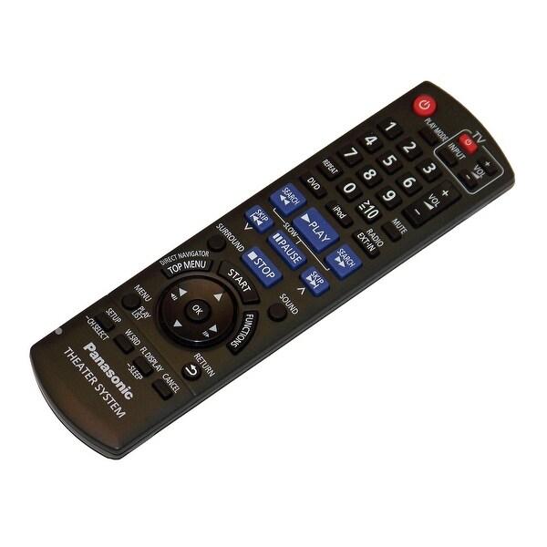 OEM Panasonic Remote Control Originally Shipped With: SA-PT464, SAPT464, SC-PT464, SCPT464