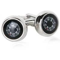 Compass Direction Navigator Explorer Cufflinks