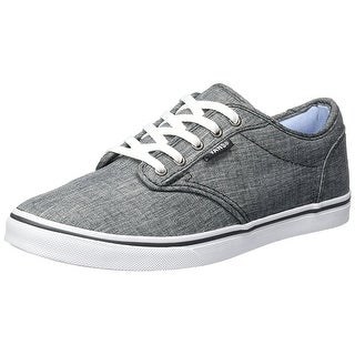 vans 6 5 womens. Vans Atwood Low Women US 6.5 Gray Skate Shoe 6 5 Womens N