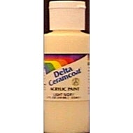 Butter Yellow - Semi-Opaque - Ceramcoat Acrylic Paint 2Oz