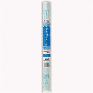Kittrich KIT09FC9993BN Contact Adhesive Roll, Clear - 6 Tape Rolls