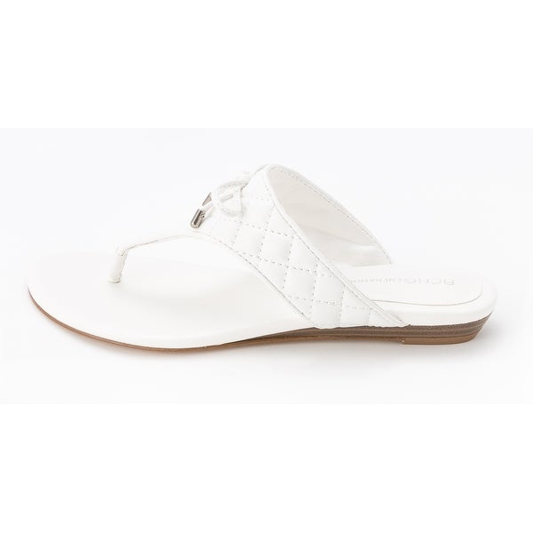 BCBGeneration Womens ALICE Casual Slide Sandals