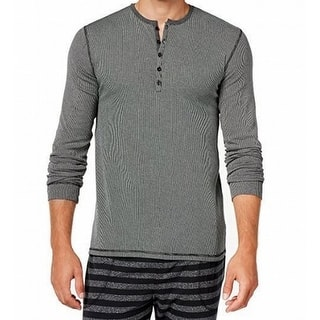 Kenneth Cole Reaction NEW Gray Mens Medium M Striped Henley Nightshirt|https://ak1.ostkcdn.com/images/products/is/images/direct/d54ceb33aaf9a2830ca934b52ead9492d040399b/Kenneth-Cole-Reaction-NEW-Gray-Mens-Medium-M-Striped-Henley-Nightshirt.jpg?impolicy=medium