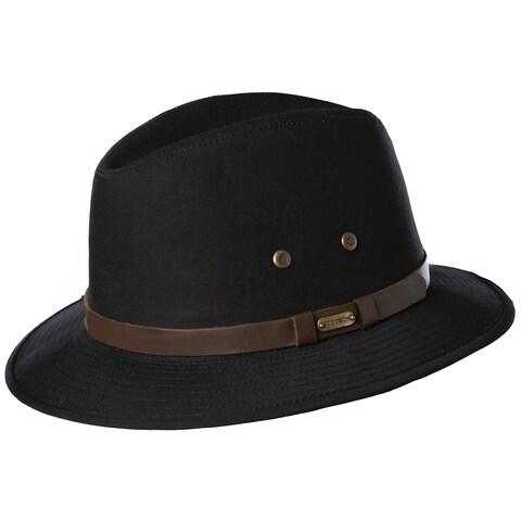 Stetson Men's Water Repellent Gable Safari Hat
