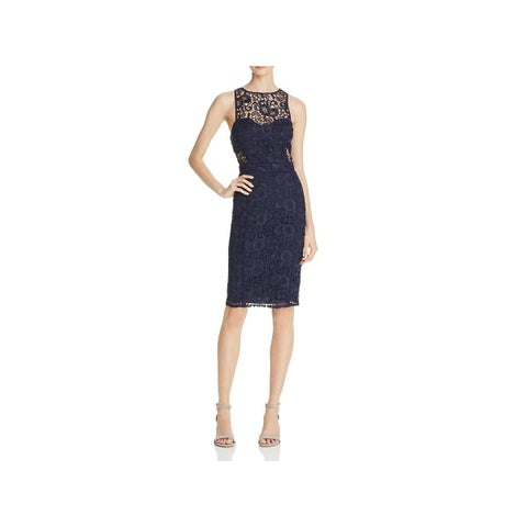 Likely Womens Cocktail Dress Lace Sleeveless