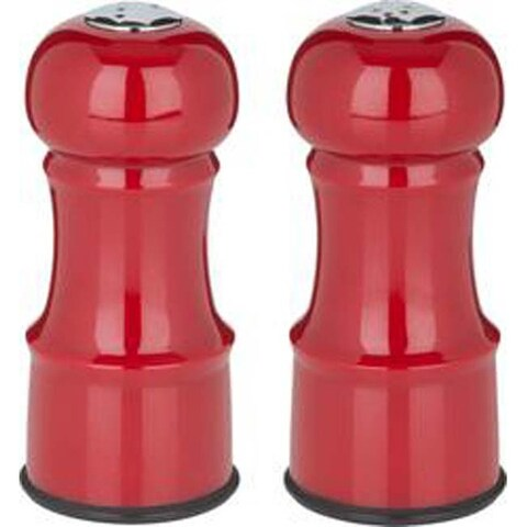 Red - Salt & Pepper Set 4.5""