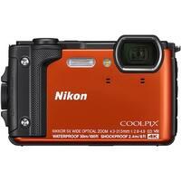 Nikon Coolpix W300 Compact Digital Camera (Orange)
