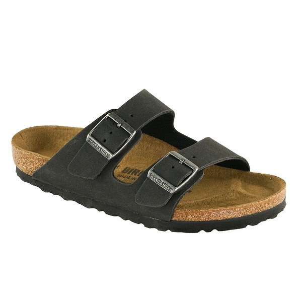 aa2a6ad38b3b Shop Birkenstock Arizona Vegan Microfiber Sandals - Free Shipping ...