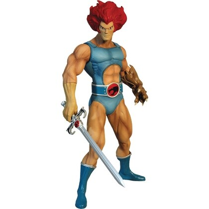 "Thundercats 14"" Mega Scale Figure: Lion-O (Deluxe Edition) - multi"
