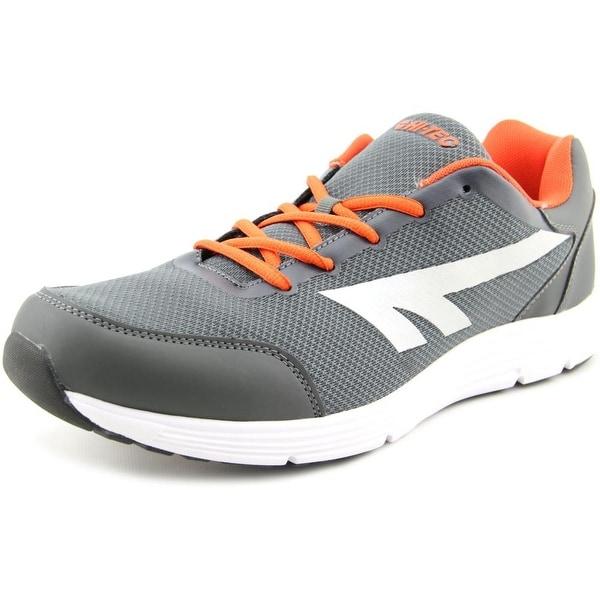 Hi-Tec Pajo Men Round Toe Synthetic Running Shoe