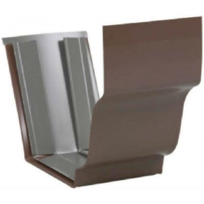 Amerimax 2520919 Aluminum Slip Joint Connector, 5, Brown