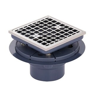 Miseno MSQD-4 Square Tile-In Shower Drain