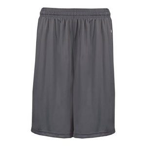 Badger B-Core Youth Pocketed Short - Graphite - XL