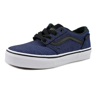 Vans Chapman Stripe   Round Toe Canvas  Sneakers