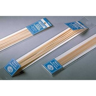 """Midwest - Scale Lumber - .125"""" x .1664"""" x 11"""" (9/Pkg.)"""