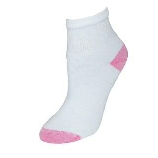 Fruit of the Loom Women's Ankle Socks (6 Pair Pack)