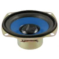 "Unique Bargains Unique Bargains Replacement 4 Ohm 5W 3"" Mounting Dia Magnet Radio Horn Speaker"