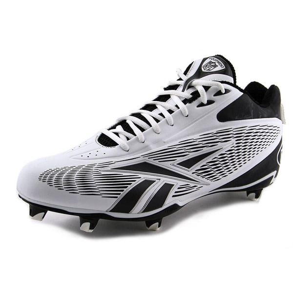 Reebok Nfl Electrify SD4 Men White/Black Cleats