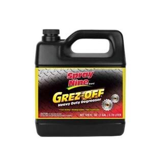 Spray Nine 22701 Heavy-Duty Degreaser, 128 Oz
