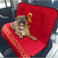 Pets First Collegiate USC Trojans Pet Car Seat Cover