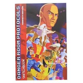 X-Men Danger Room Protocols Sketchbook - multi