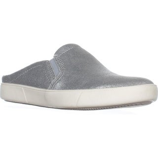 naturalizer Manor Slip-On Mule Fashion Sneakers, Silver