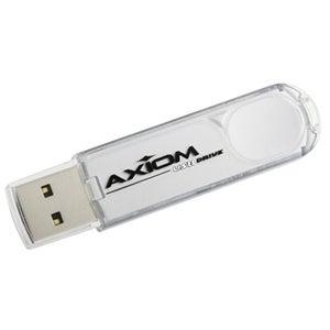 Axion USBFD2/32GB-AX Axiom 32GB USB 2.0 Flash Drive - 32 GB - USB - External