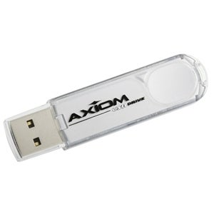 Axion USBFD2/32GB-AX Axiom 32GB USB 2.0 Flash Drive - 32 GB - USB - External