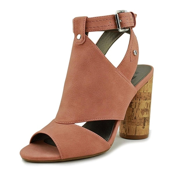 G by Guess Womens Jonra Open Toe Casual Ankle Strap Sandals