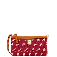 Dooney & Bourke NCAA Alabama Large Slim Wristlet (Introduced by Dooney & Bourke at $88 in Oct 2014)