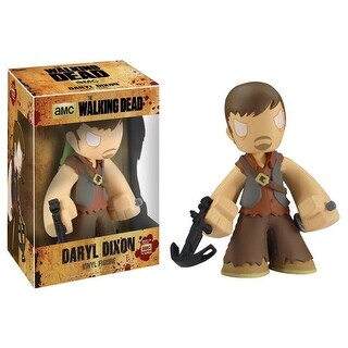 "The Walking Dead 7"" Daryl Vinyl Figure by Funko"