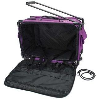 "23""X15""X12"" Purple - Tutto Machine On Wheels Case"