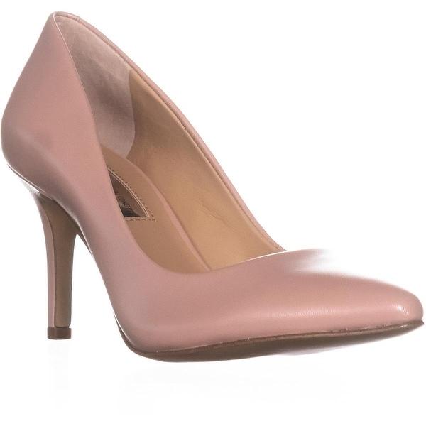 I35 Zitah5 Pointed-Toe Heels, Pink Bloom
