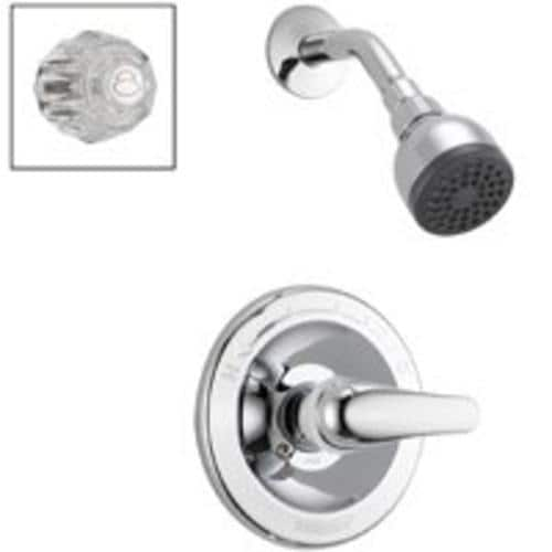 Peerless P188710 Shower Only Complete, Chrome