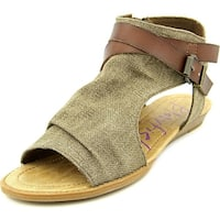 Blowfish Balla Women Brown Rancher/Whiskey Sandals