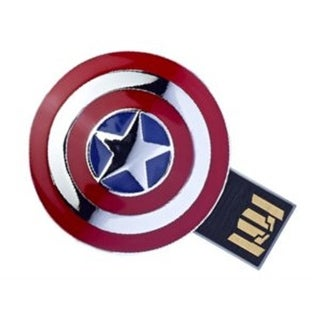 The Avengers USB 8GB Flash Drive Avengers Captain America