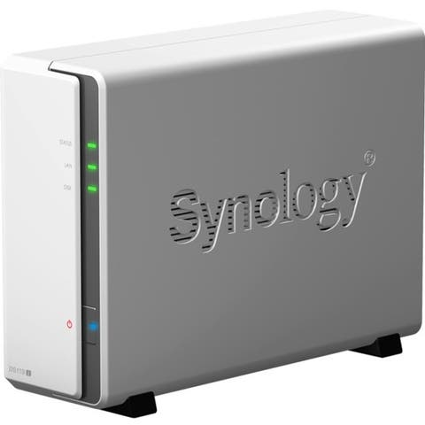 Synology ds119j 1bay nas diskstation