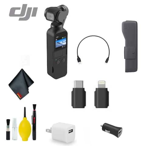 DJI Osmo Pocket Gimbal - Bundle