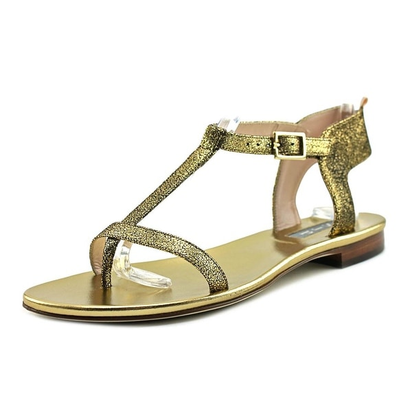 SJP Veronika Women Gold Sandals