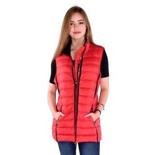 Pajar Rachel Ladies Vest in Red