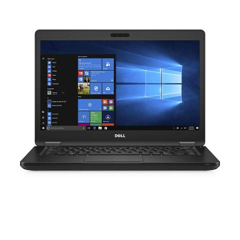 "Dell E5480 i5-6200U 8GB 500GB 14"" Win 10 Pro (Refurbished)"