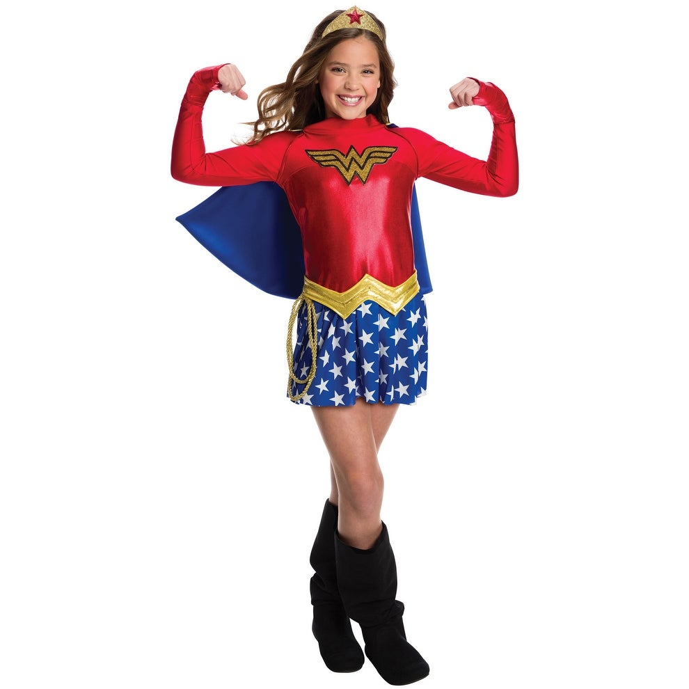 Rubies Girls DC Comics Supergirl Tutu Costume Large