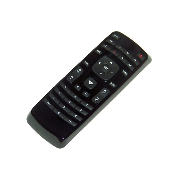 OEM Vizio Remote Control Originally Supplied With: E471VLE, E471V-LE, E550-VL, E551VL, E551-VL